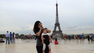 PARIS Torre Bastidores