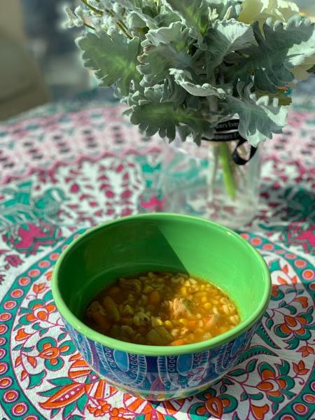 Sopa da Mamae